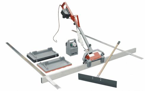 listwa wibracyjna do wibrowania betonu raimondi