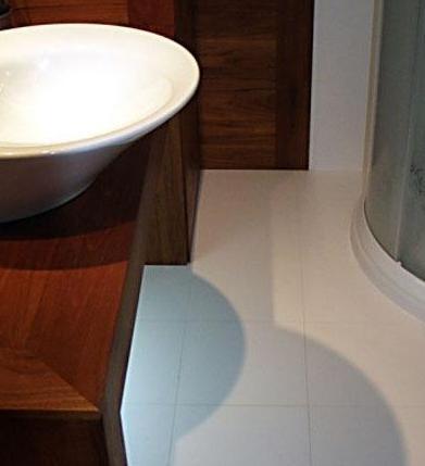 nowoczesne wykończenie łazienki