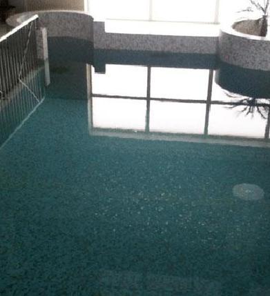 basen prywatny