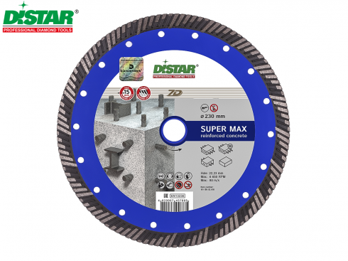 distar super max 230mm