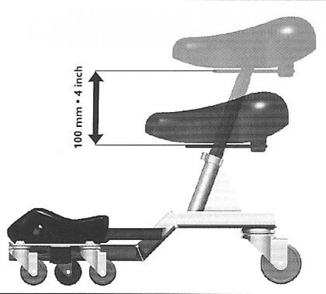 ergonomicze krzeselko dla glazurnika sr 1 rubi 81999