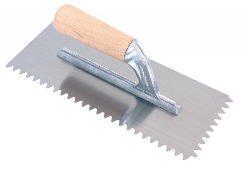 grzebien 28x12 zabek 3mm raczka drewniana raimondi