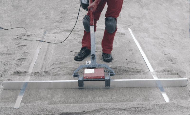 listwa wibracyjna do wibrowania betonu raimondi 1