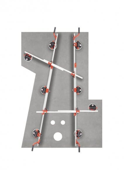 system do przenoszenia duzych plyt easy move adv mkiii z pompami prozniowymi i manometrami 3