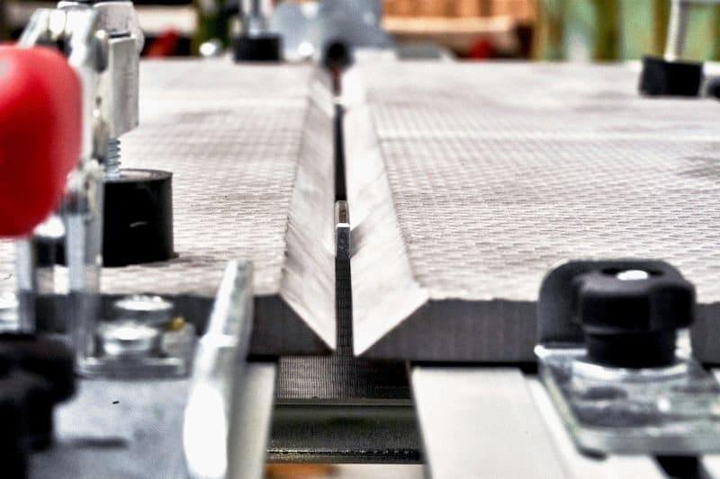 zestaw do klejenia megaformatow pod katem 90 stopni raimondi 2